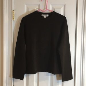 Jones New York Merino Wool Sweater
